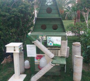 Gartenanlage Belek Beach Resort Hotel