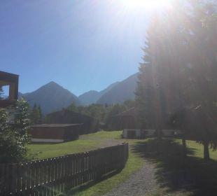 Weitläufiges Grundstück am Hotel Hotel Fischer am See