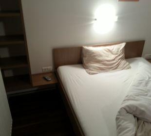Bequemes Bett FairSleep Avia Motel Gmünd Mitte