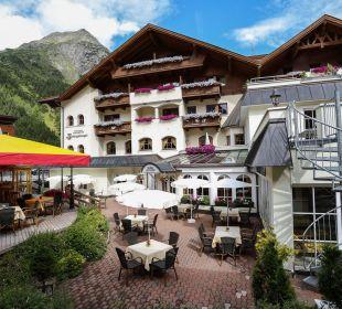 Mit Terrasse Sportiv-Hotel Mittagskogel