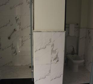 Dusche/Toilette Hotel Le Meridien Al Aqah Beach Resort