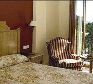 Habitación Doble Estándar Abeiras Hotel