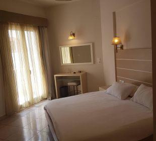 Zimmer 308 Hotel Corissia Beach