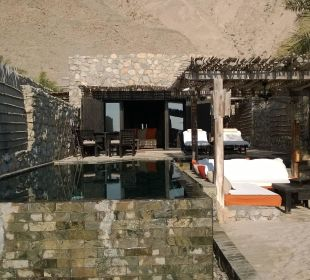 Pool Six Senses Spa At Zighy Bay