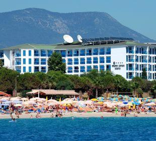 Beach 3 Hotel Grand Zaman Beach