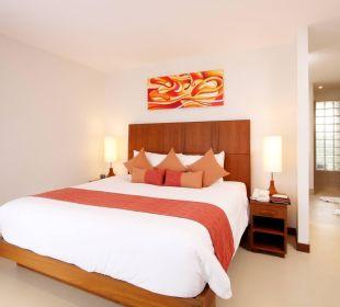 Family Suite Master Bedroom Hotel Dewa Phuket