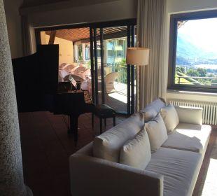 Piano Villa Orselina Boutique Hotel