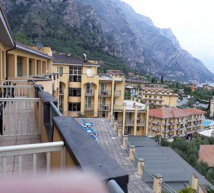 Außenansicht Hotel Cristina
