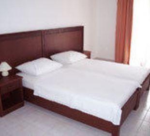 Ein Zimmer der Pension Viko Pension Viko