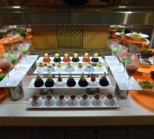 Eine kleine Auswahl Hotel Royal Dragon