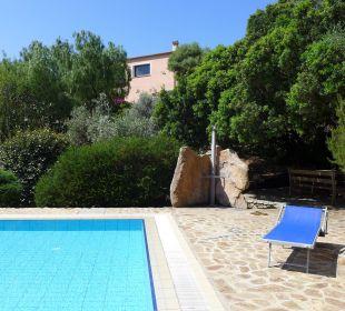 Toller Pool Sardafit Ferienhaus Budoni