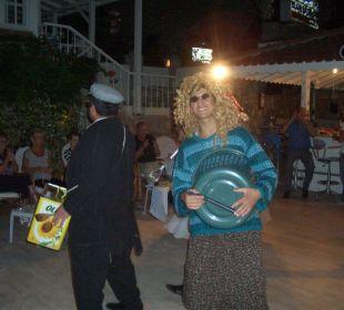 Türkischer Abend Blue Lagoon Hotel Oludeniz