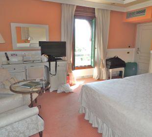 Zimmer mit Blick auf Zufahrtsstr. Alhambra Hotel Alhambra Palace