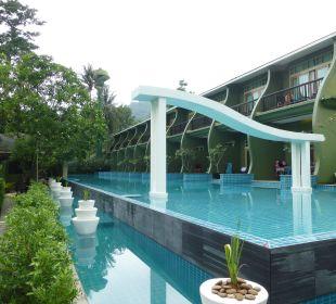 Zimmer mit eigenem Pool Hotel Mercure Koh Chang Hideaway