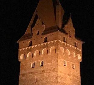 Bergfried Ringhotel Schloss Tangermünde