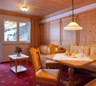 """Suite """"Bergkristall"""" Wohnzimmer Hotel Bergkristall"""