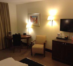 Möblierung Sheraton Carlton Hotel Nürnberg