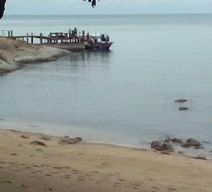 Beach+pier Santhiya Koh Phangan Resort & Spa