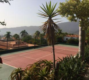 Tennisanlage Hotel La Palma Jardin