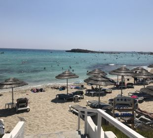 Strand Hotel Nissi Beach Resort