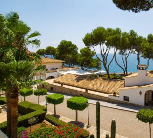 Zimmer und Aussicht Hotel Bendinat