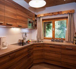 Die Küche Gramegger Hütte