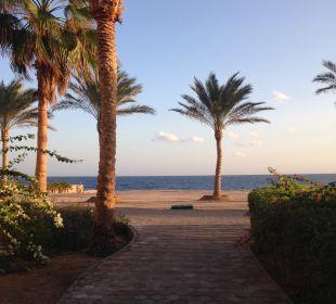 Gartenanlage Hotel Steigenberger Coraya Beach
