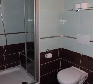 Das Badezimmer Hotel Landhaus Wremer Deel