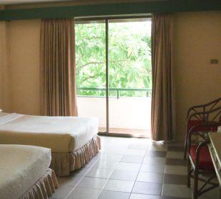 Наш номер Hotel Pattaya Garden