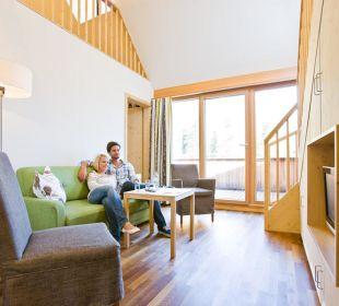 Landhaus Maisonette © Hotel Traube  Traube Braz Alpen.Spa.Golf.Hotel