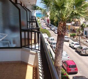 Ausblick auf das Meer JS Hotel Yate
