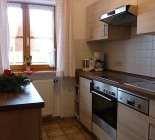Küche Edelweiss Landhaus Haid