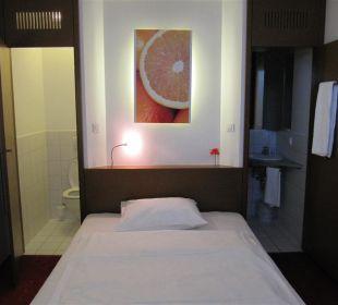 Zimmer Hotel Orange Wings Wiener Neustadt