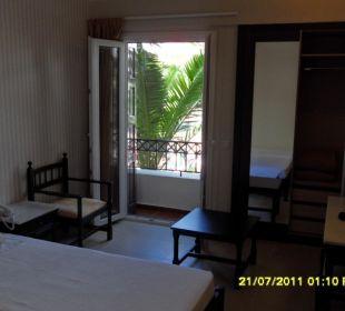 Zimmer Nr. 101 Hotel Fortezza
