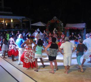 Veranstaltung Coral Azur Beach Resort