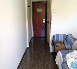 Eingangsbereich Hotel Anabel