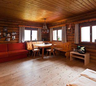 Die Stube Gramegger Hütte