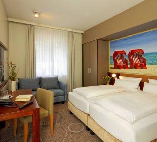 Komfort Eckzimmer EG AKZENT Hotel Kaliebe