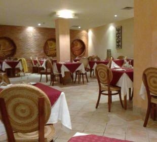 Spezialitäten restaurant Hotel Safira Palms
