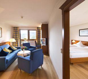 Landhaus Suite de luxe Hotel Zinnkrügl