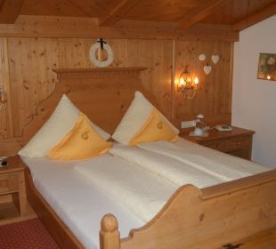 Schlafzimmer Hotel Sunneschlössli