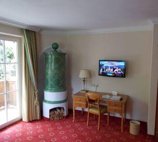 Kachelofen Hotel Alpenschlössl