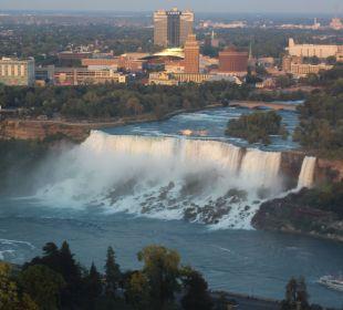 Niagara Falls / USA Hotel Hilton Niagara Falls / Fallsview