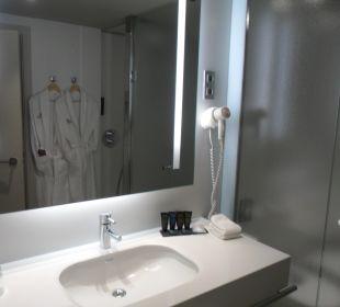 Łazienka w pokoju typu executive Crowne Plaza Barcelona - Fira Center