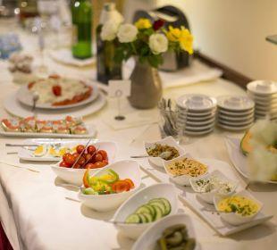 Frühstücksbuffet Hotel zum Dom
