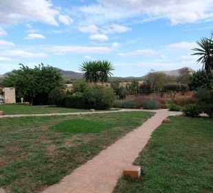 Ausblick von der Terrasse Agroturisme Can Pere Rei