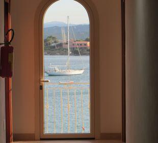 Blick aufs Meer Hotel Gabbiano Azzurro