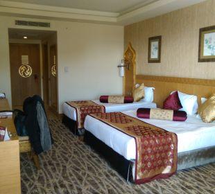 Zimmer Hotel Royal Dragon