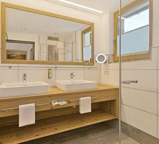 Badezimmer - Familienstudio - Kristall - superior Hotel Kristall
