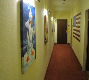 Flur Small Luxury Hotel Das Tyrol
